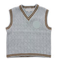Knitted vest Royalty Free Stock Photo