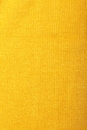 Knitted wool background yellow vertical composition Royalty Free Stock Photos