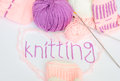 Knitting Stock Photography