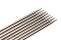 Knitting needles set Royalty Free Stock Photo
