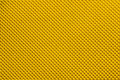 Knobby yellow background rubber close up Royalty Free Stock Image