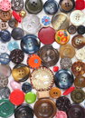 Knobs a hodgepodge of all kinds of Royalty Free Stock Image