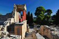 Knossos Royalty Free Stock Photo
