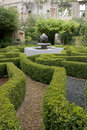 Knot garden Royalty Free Stock Photo