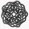 Knot Illustration Royalty Free Stock Images