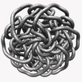 Knot Illustration Royalty Free Stock Image