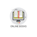 Knowledge Elearning Education Online Books Icon