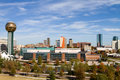 Knoxville Tennessee Skyline Royalty Free Stock Photo