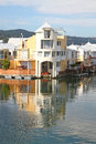 Knysna Architecture Royalty Free Stock Photos