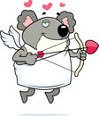 Koala Cupid Royalty Free Stock Image