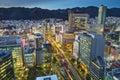 Kobe, Japan Royalty Free Stock Photo