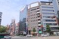 Kobe Sannomiya cityscape Japan Royalty Free Stock Photo