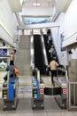 Kobe Sannomiya station Royalty Free Stock Photo