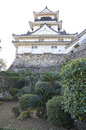 Kochi Castle Royalty Free Stock Photo
