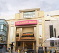The Kodak Theatre, home of the Academy Awards Royalty Free Stock Photo