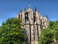Koeln Cathedral Royalty Free Stock Image