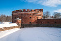 Koenigsberg fort Der Dona. Kaliningrad. Russia Stock Photo