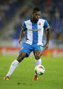 Koffi Ndri Romaric of RCd Espanyol Royalty Free Stock Photography