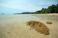 Koh chang trad thailand sea sky rocks Stock Photography
