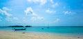 Koh samui beaches in beautiful sunny day Stock Photos