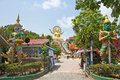 Koh Samui, Big Buddha Royalty Free Stock Photo