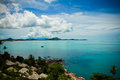 Koh Samui Thailand Julian Bound Royalty Free Stock Photo