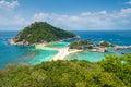 Koh tao island Royalty Free Stock Photo
