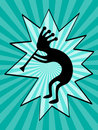 Kokopelli Royalty Free Stock Images