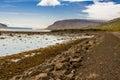 Kollafjordur fjord - Iceland. Royalty Free Stock Photography