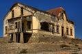 Kolmanskop ghost town Stock Photography