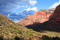 Kolob Canyons View Stock Images