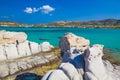 Kolymbithres beach, Paros island, Cyclades, Aegean, Greece Royalty Free Stock Photo