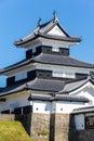 Komine Castle At Fukushima In ...