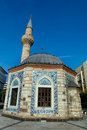 Konak Mosque Stock Photo
