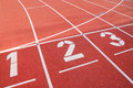 Konkurrenzsport Stockbilder