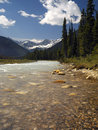 Kootenay National Park - Canada Stock Photo
