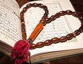 Koran, holy book Royalty Free Stock Image
