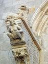 Korcula ancient artwork details,Croatia,5 Royalty Free Stock Photo