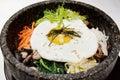 Korea rice Royalty Free Stock Photo