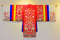 Korea Traditional Hanbok Clothes Royalty Free Stock Photo