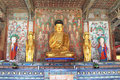 Korea UNESCO World Heritage - Bulguksa Temple Royalty Free Stock Photo