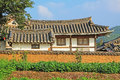 Korea UNESCO World Heritage Sites - Hahoe Folk Village