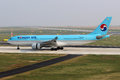 Korean air Royaltyfri Bild