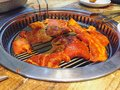 Korean beef special cut,roast beef.
