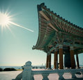 Korean Monument, Los Angeles Royalty Free Stock Photo