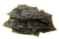 Korean seasoned dried laver Royalty Free Stock Photo