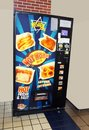 Kosher Vending Machine Royalty Free Stock Photo