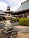 Koshoji temple in Uchiko, Japan