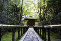 Koto-in a sub-temple of Daitoku-ji - Kyoto, Japan Stock Image