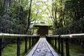 Koto-in a sub-temple of Daitoku-ji - Kyoto, Japan Royalty Free Stock Photo